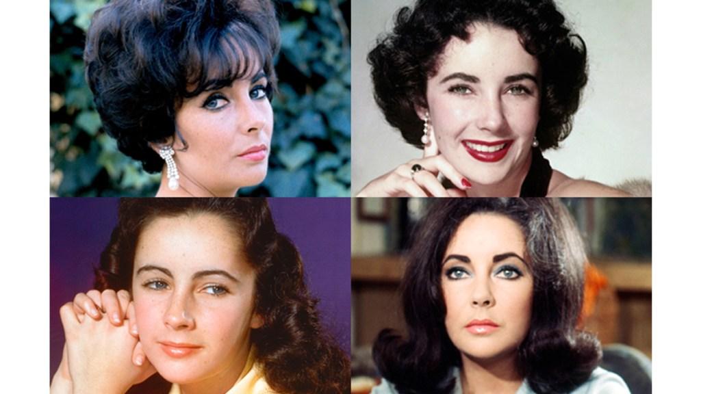 Elizabeth Taylor photos through the years