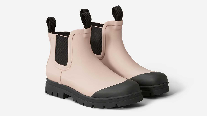 everlane rain boots