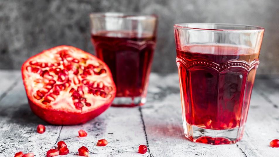 pomegranate vinegar diet drink