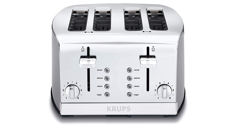 krups 4 slice toaster