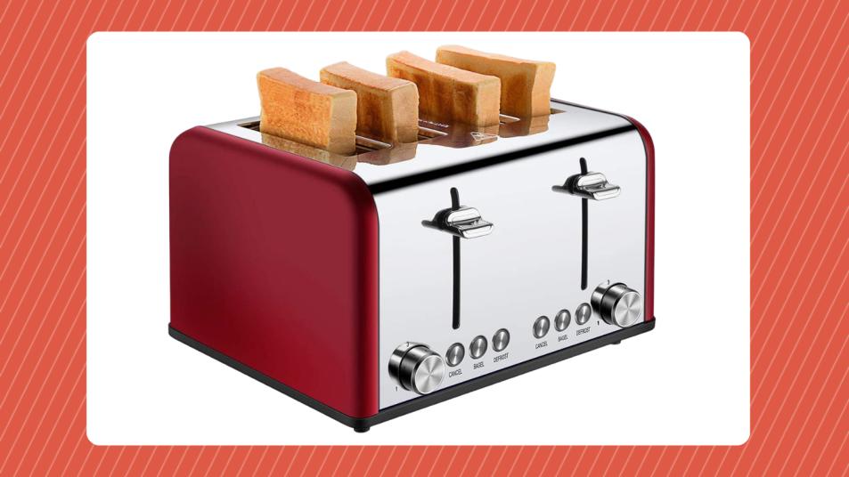 best 4-slice toaster