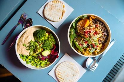 flexitarian diet bowls
