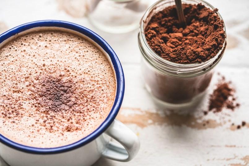 cacao hot chocolate