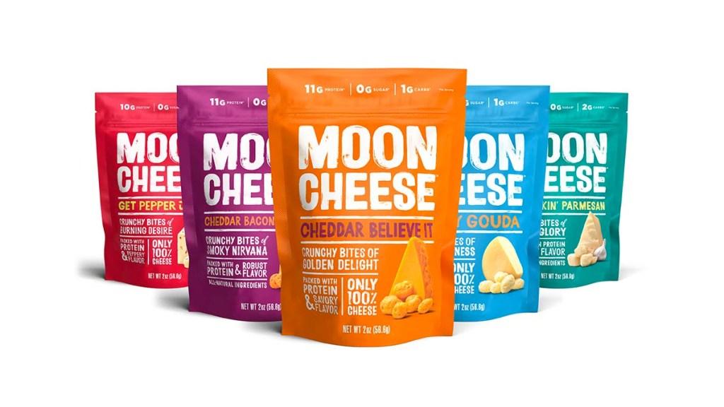 Moon Cheese