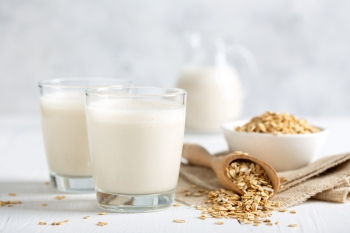 oat milk can benefit your skin, bones, and heart