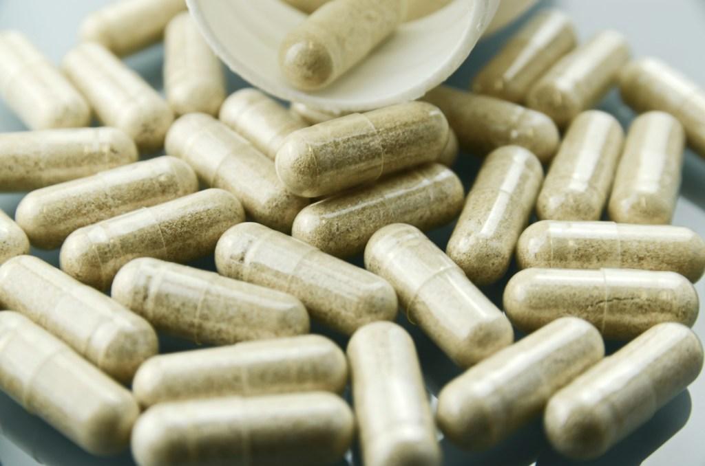 Resveratrol pills