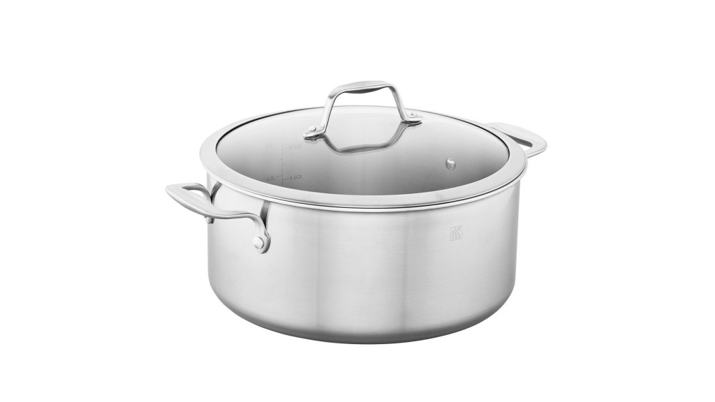 Zwilling Stainless Steel Dutch Oven