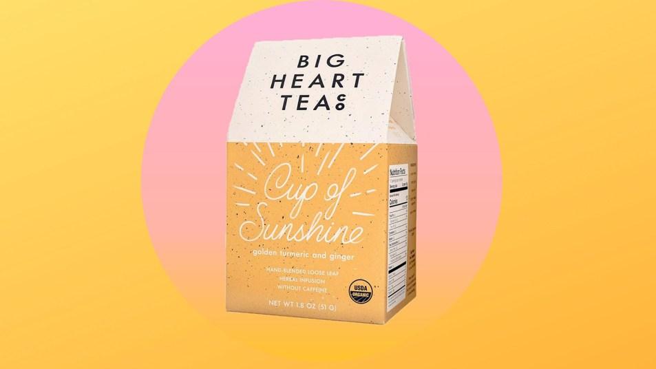 big heart tea