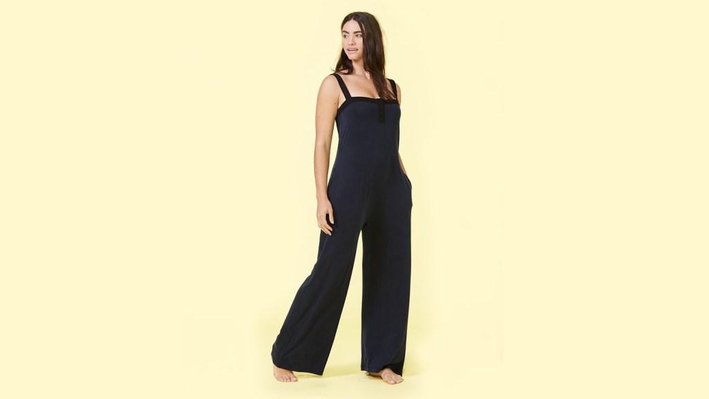summersalt loungewear jumpsuit
