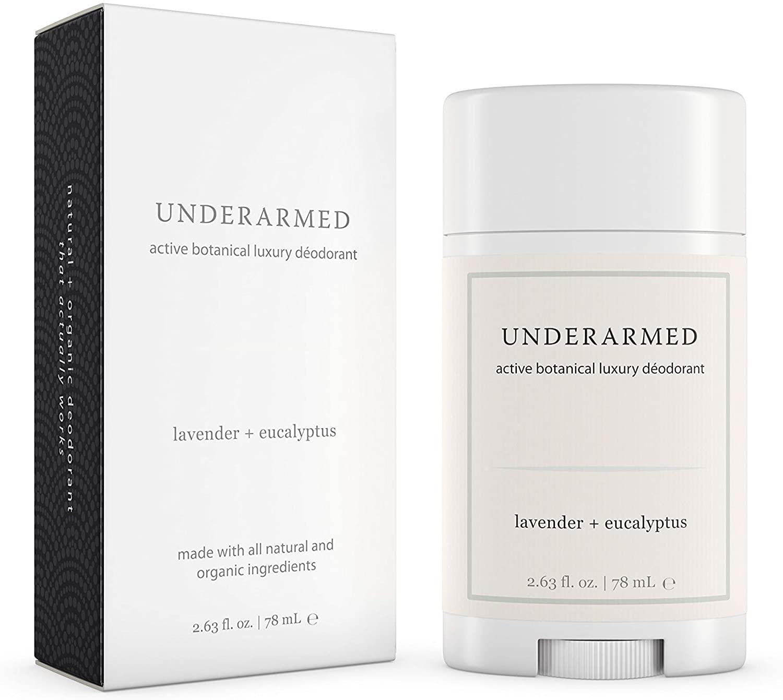 Underarmed Natural Aluminum-Free Deodorant Stick