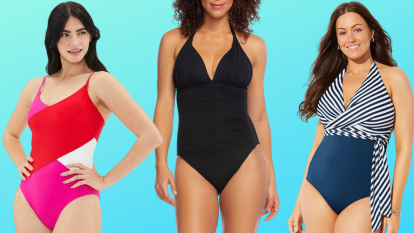 slimming swimsuits gallery