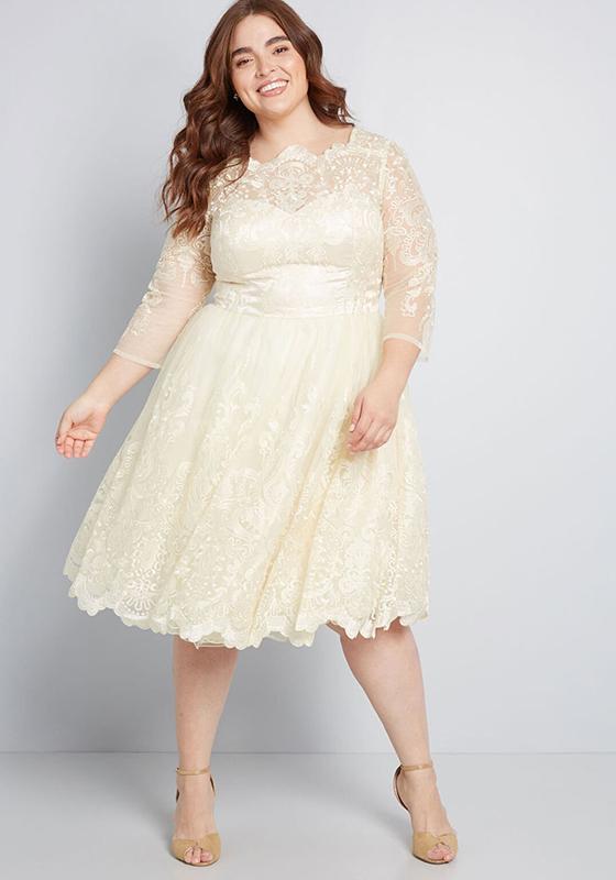 chi chi london modcloth dress
