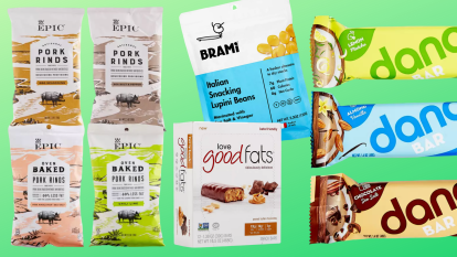 best keto chips and snack bars
