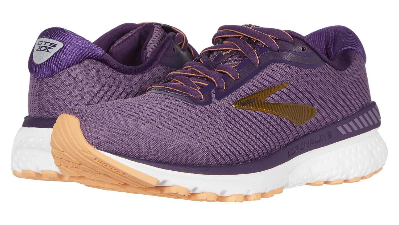 adrenaline running shoes