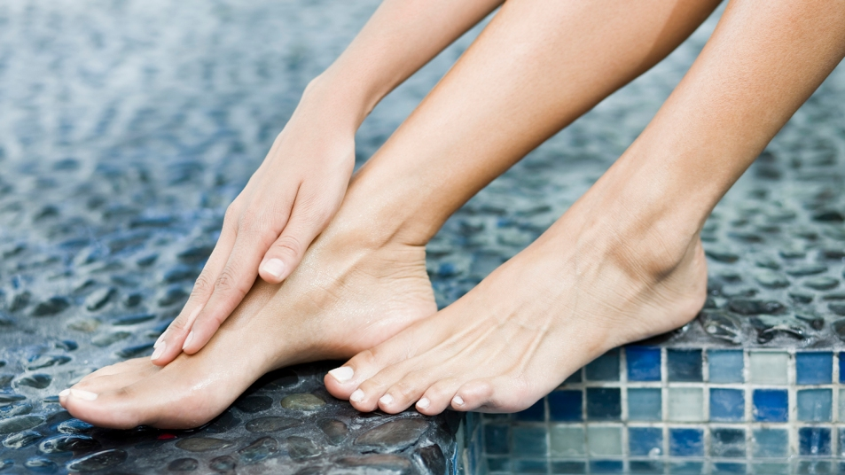foot care products