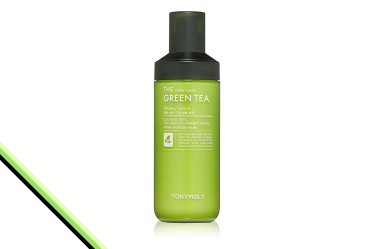 green tea moisturizer
