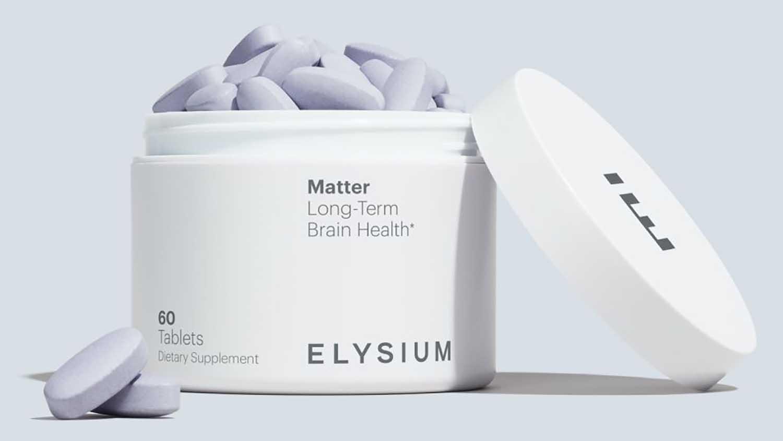 matter brain atrophy supplements