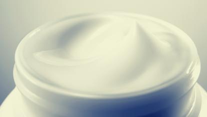 moisturizer in a jar