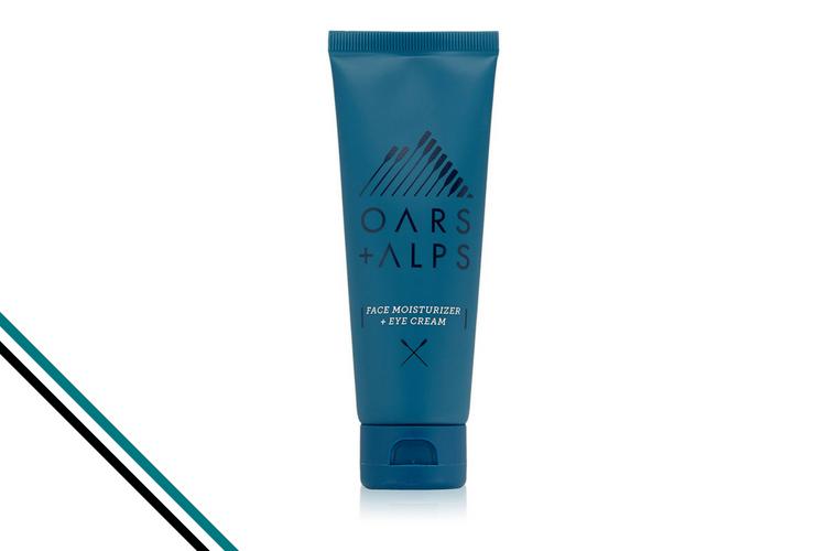 oars + alps face moisturizer