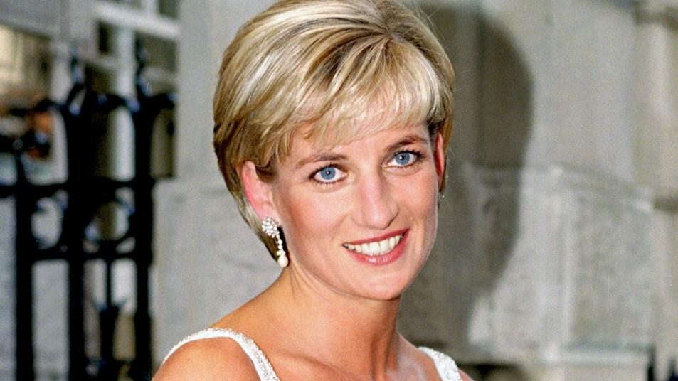 Princess Diana from 1997