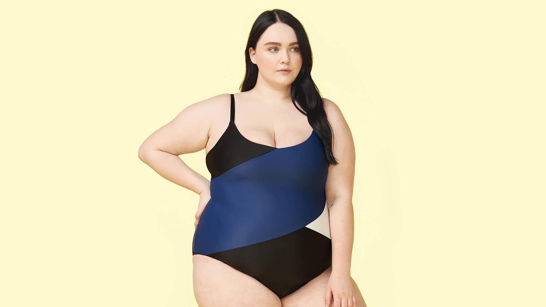 one piece swimsuit marine