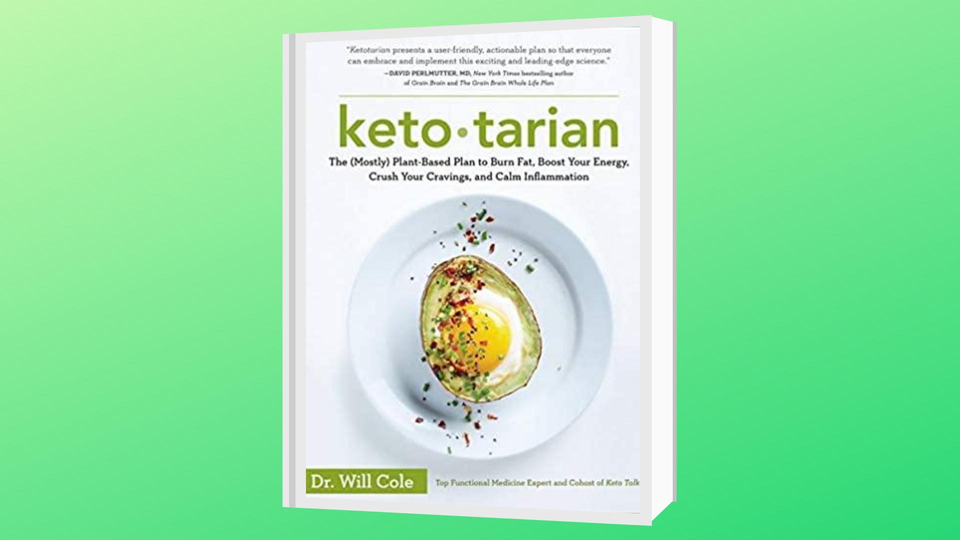 best vegetarian keto cookbooks
