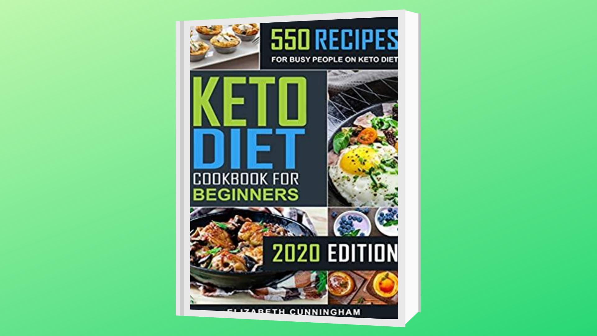 best keto cookbooks for beginners