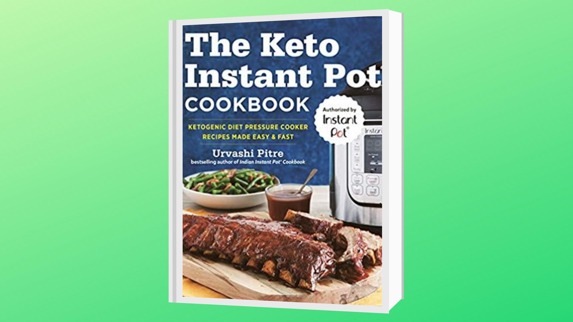 best keto instant pot cookbooks