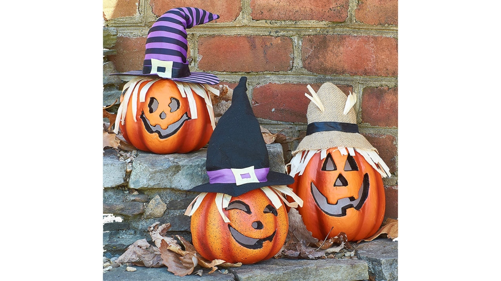 cute pumpkin halloween decorations