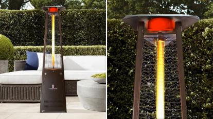 best outdoor propane heater