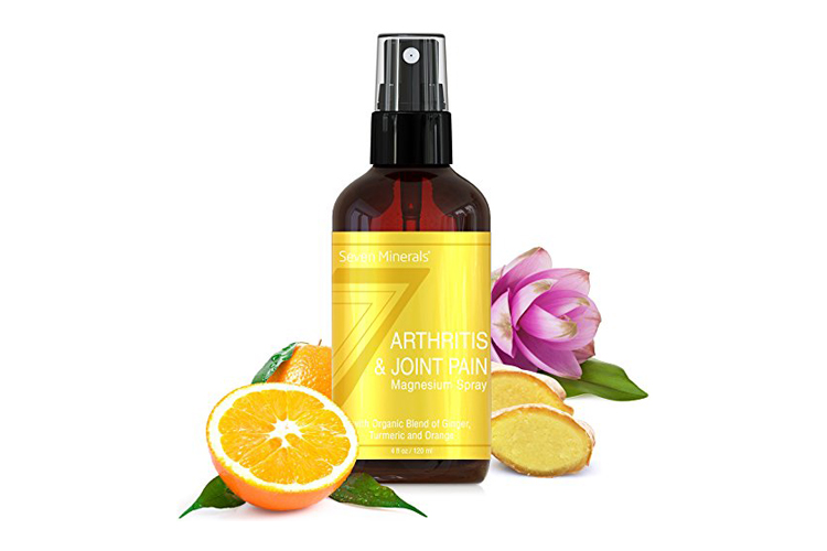 best magnesium oil spray for arthritis