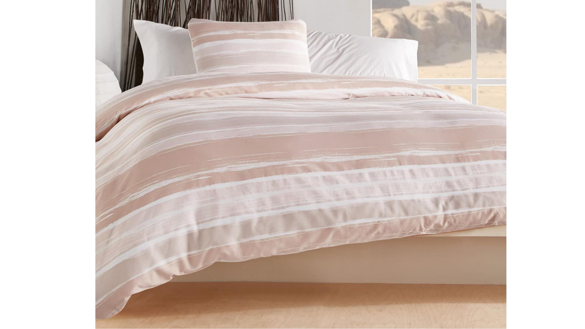 best cotton blend duvet cover
