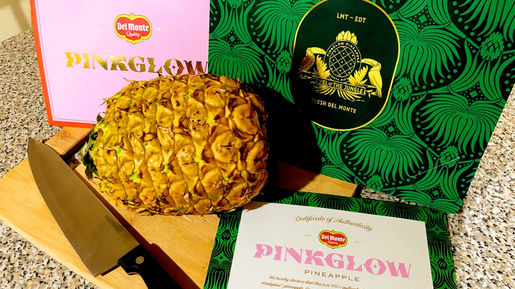 Pinkglow pineapple delivery