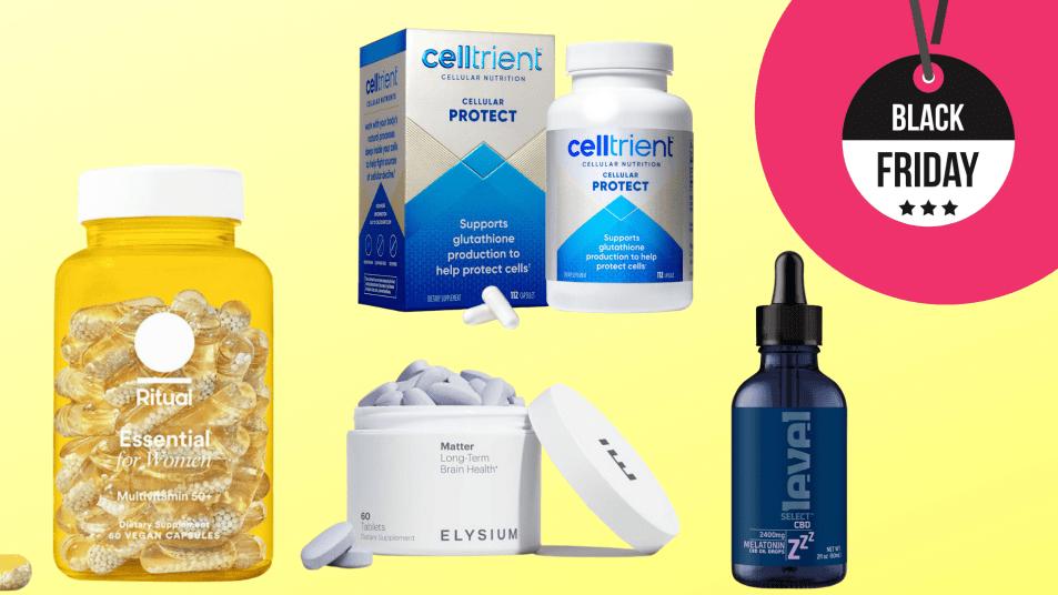 best black friday health deals