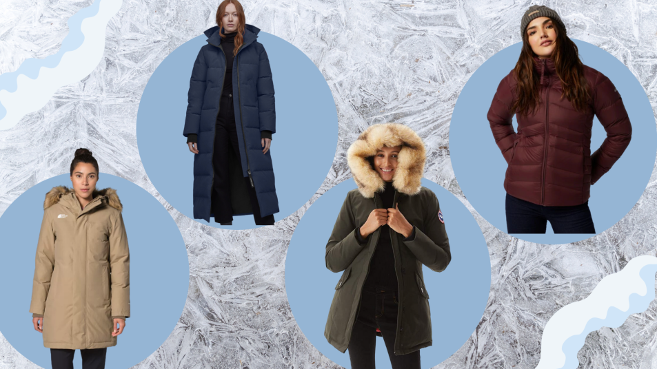 extreme cold jackets