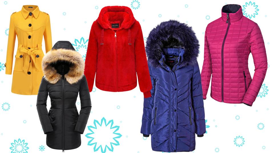 best winter coats for women