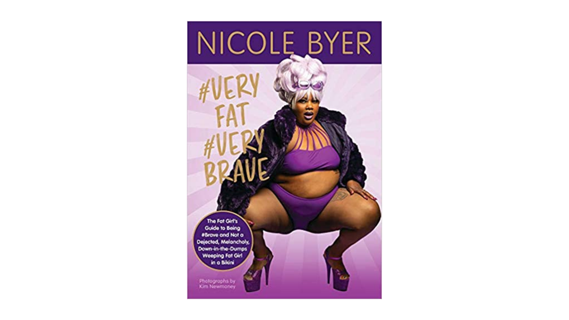 Nicole Byer best books by black authors