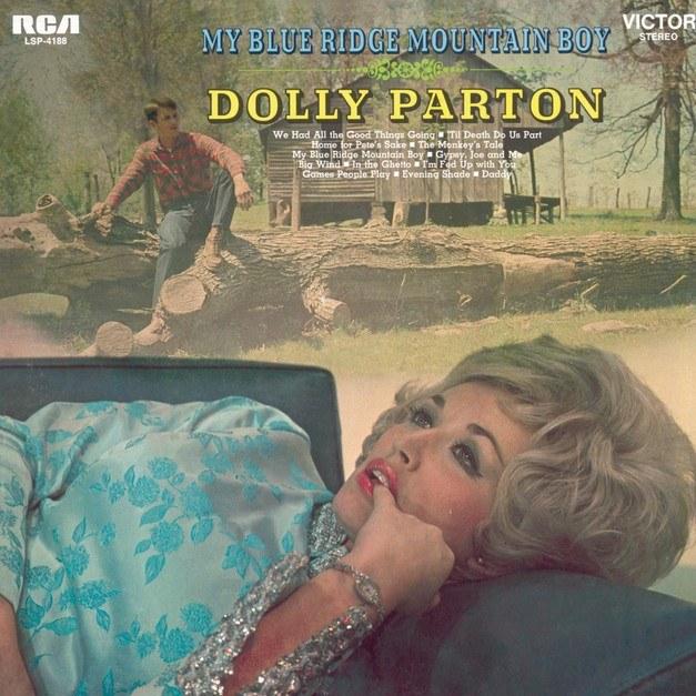 Dolly Parton album cover