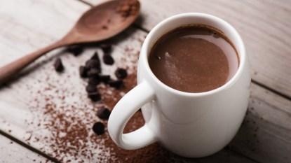 Hot chocolate story image