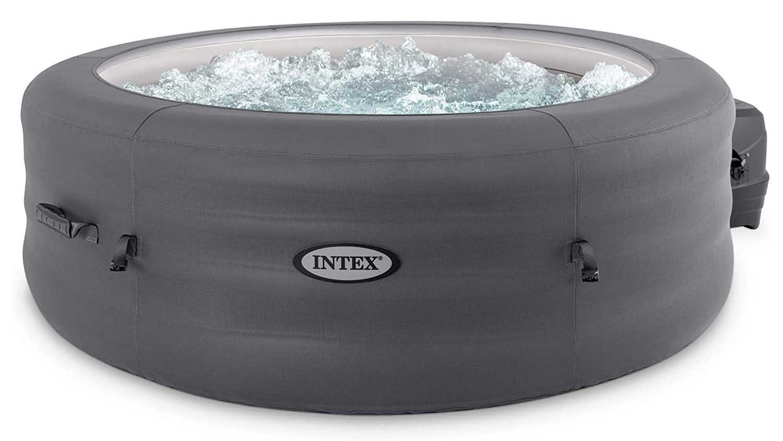 intex affordable inflatable hot tub
