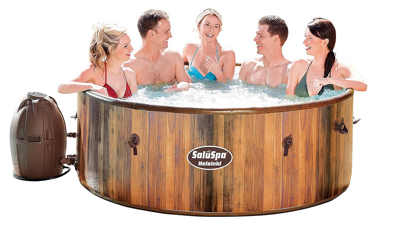 Bestway salu-spa inflatable hot tub