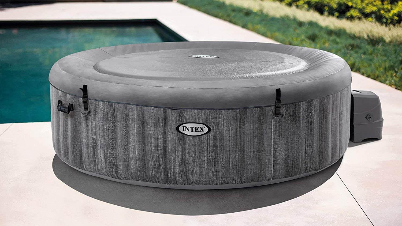 intex best inflatable hot tub