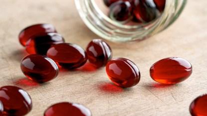 Supplement capsules