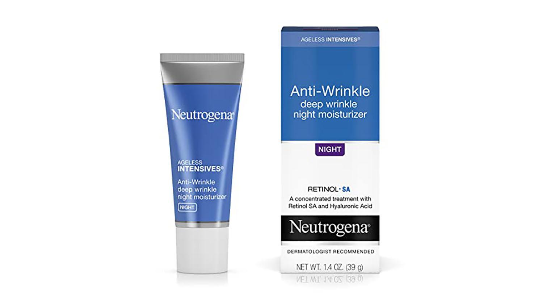 neutrogena retinol treatment