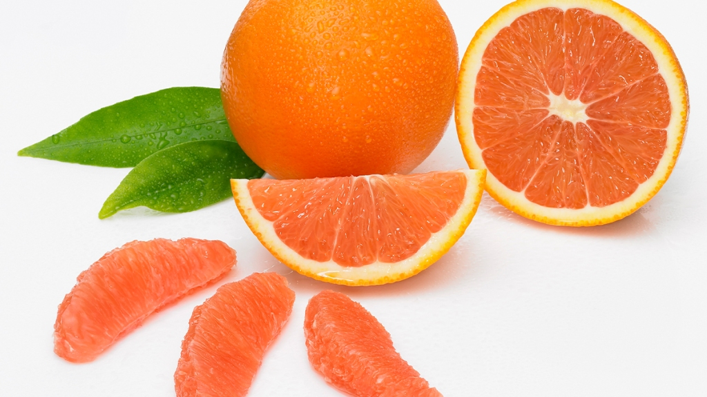Cara Cara Orange (Citrus Story Photo)
