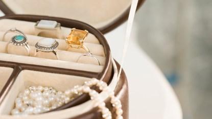 Jewelry box pieces