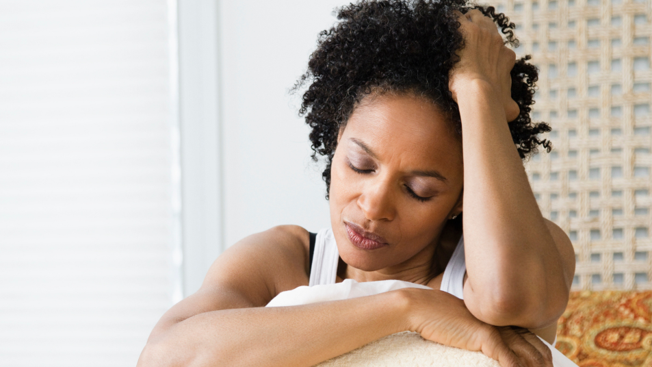 stress fatigue and tiredness